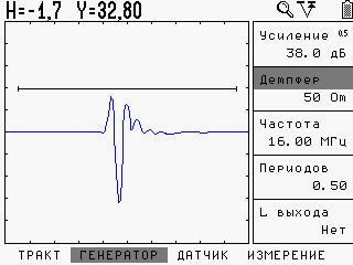 УД2В-П46, генератор импульсов